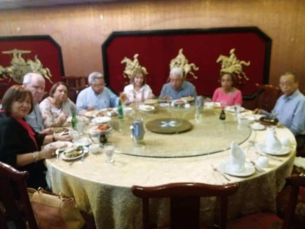 Christmas Lunch of the Panama Chapter 2018