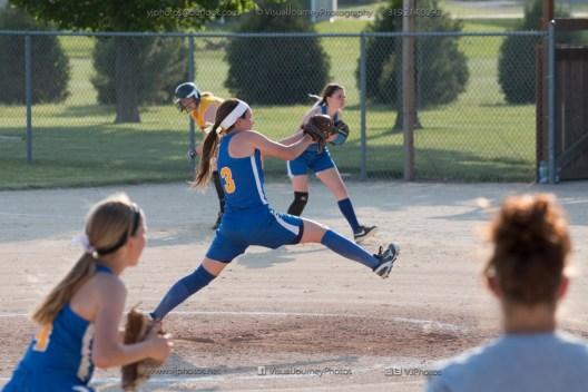 Softball Level 2 Vinton Shellsburg vs Benton Community 2014-6360