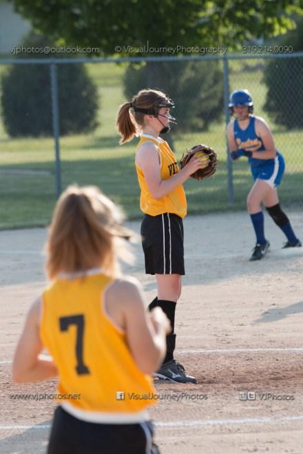 Softball Level 2 Vinton Shellsburg vs Benton Community 2014-6386
