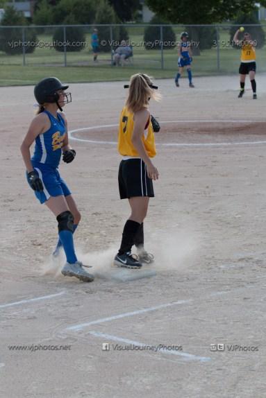 Softball Level 2 Vinton Shellsburg vs Benton Community 2014-6401