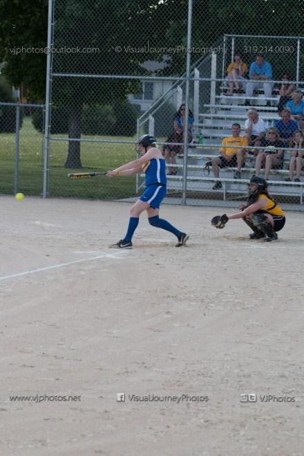 Softball Level 2 Vinton Shellsburg vs Benton Community 2014-6404