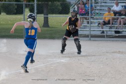 Softball Level 2 Vinton Shellsburg vs Benton Community 2014-6422