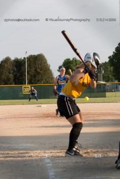 Softball Level 2 Vinton Shellsburg vs Benton Community 2014-6464