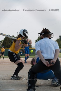 Softball Level 2 Vinton Shellsburg vs Benton Community 2014-6492