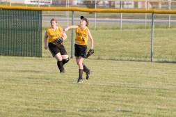 Softball Level 2 Vinton Shellsburg vs Benton Community 2014-6731