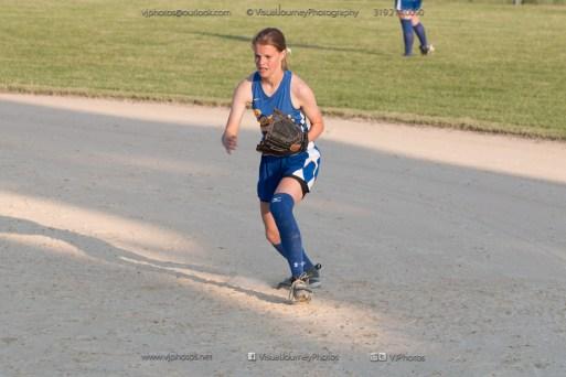 Softball Level 2 Vinton Shellsburg vs Benton Community 2014-6733