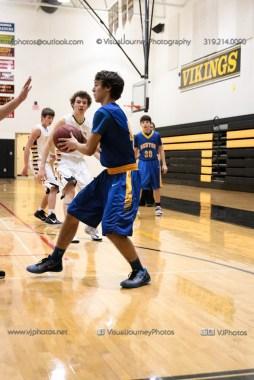 JV Boys Basketball Vinton-Shellsburg vs Benton Community-1013