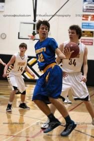JV Boys Basketball Vinton-Shellsburg vs Benton Community-1030