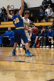 JV Boys Basketball Vinton-Shellsburg vs Benton Community-1107