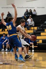 JV Boys Basketball Vinton-Shellsburg vs Benton Community-1109