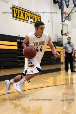 JV Boys Basketball Vinton-Shellsburg vs Benton Community-1113