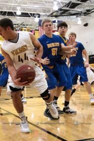 JV Boys Basketball Vinton-Shellsburg vs Benton Community-1120