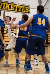 JV Boys Basketball Vinton-Shellsburg vs Benton Community-1209