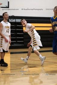 JV Boys Basketball Vinton-Shellsburg vs Benton Community-1213