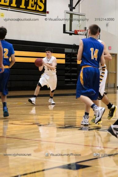 JV Boys Basketball Vinton-Shellsburg vs Benton Community-1225