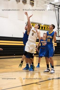 JV Boys Basketball Vinton-Shellsburg vs Benton Community-1232