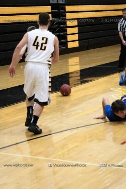 JV Boys Basketball Vinton-Shellsburg vs Benton Community-1329