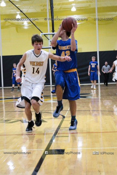 JV Boys Basketball Vinton-Shellsburg vs Benton Community-1366