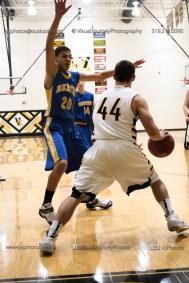 JV Boys Basketball Vinton-Shellsburg vs Benton Community-1420