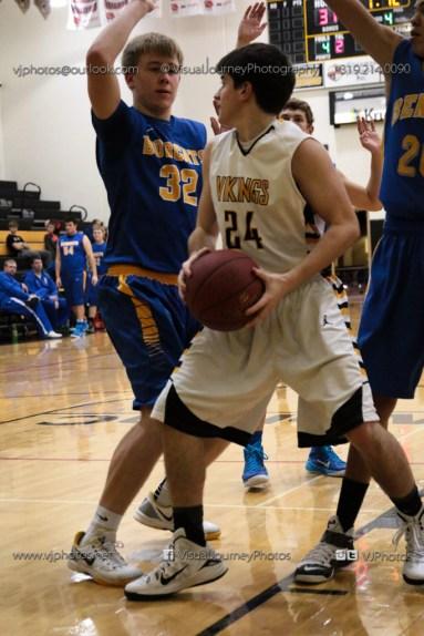 JV Boys Basketball Vinton-Shellsburg vs Benton Community-1428
