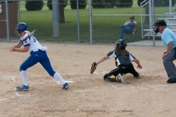 Softball Varsity Vinton-Shellsburg vs Clear Creek Amana 2014-4935