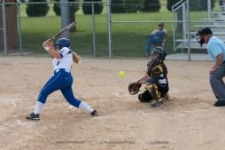 Softball Varsity Vinton-Shellsburg vs Clear Creek Amana 2014-4943