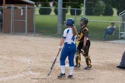 Softball Varsity Vinton-Shellsburg vs Clear Creek Amana 2014-4946