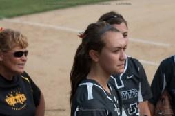 Softball Varsity Vinton-Shellsburg vs Clear Creek Amana 2014-4956