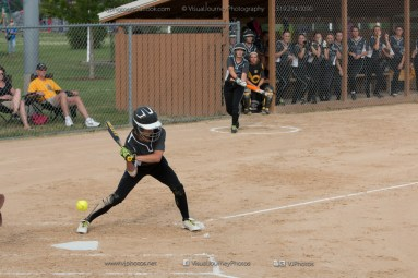 Softball Varsity Vinton-Shellsburg vs Clear Creek Amana 2014-4983