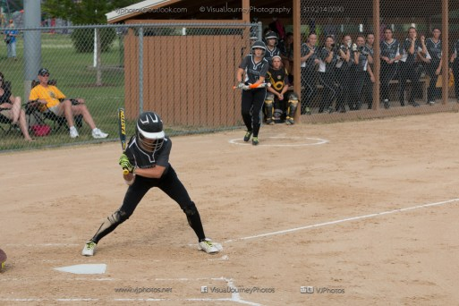 Softball Varsity Vinton-Shellsburg vs Clear Creek Amana 2014-4984