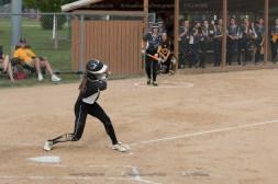 Softball Varsity Vinton-Shellsburg vs Clear Creek Amana 2014-4986