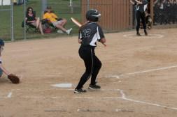 Softball Varsity Vinton-Shellsburg vs Clear Creek Amana 2014-5001