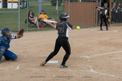 Softball Varsity Vinton-Shellsburg vs Clear Creek Amana 2014-5007