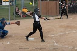 Softball Varsity Vinton-Shellsburg vs Clear Creek Amana 2014-5013