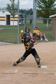 Softball Varsity Vinton-Shellsburg vs Clear Creek Amana 2014-5057