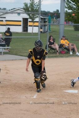 Softball Varsity Vinton-Shellsburg vs Clear Creek Amana 2014-5067