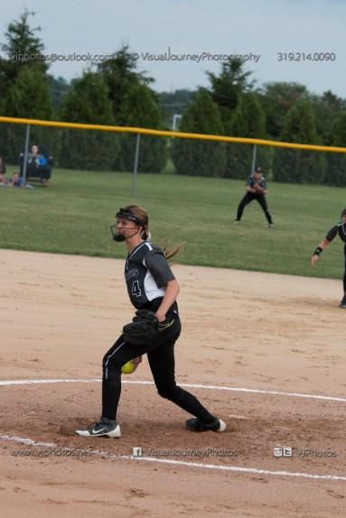 Softball Varsity Vinton-Shellsburg vs Clear Creek Amana 2014-5074