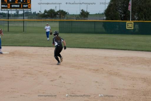 Softball Varsity Vinton-Shellsburg vs Clear Creek Amana 2014-5118