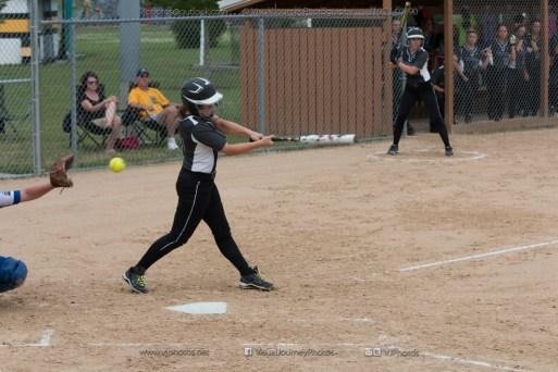Softball Varsity Vinton-Shellsburg vs Clear Creek Amana 2014-5127