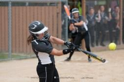 Softball Varsity Vinton-Shellsburg vs Clear Creek Amana 2014-5148
