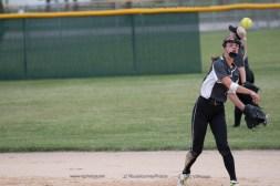 Softball Varsity Vinton-Shellsburg vs Clear Creek Amana 2014-5158