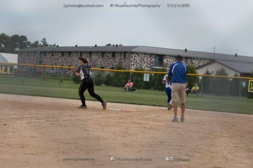 Softball Varsity Vinton-Shellsburg vs Clear Creek Amana 2014-5176