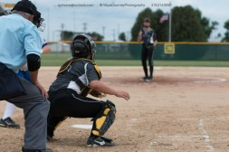 Softball Varsity Vinton-Shellsburg vs Clear Creek Amana 2014-5182