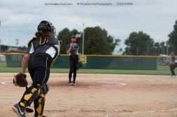 Softball Varsity Vinton-Shellsburg vs Clear Creek Amana 2014-5183