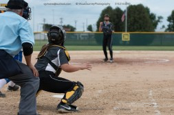 Softball Varsity Vinton-Shellsburg vs Clear Creek Amana 2014-5189