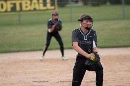 Softball Varsity Vinton-Shellsburg vs Clear Creek Amana 2014-5242