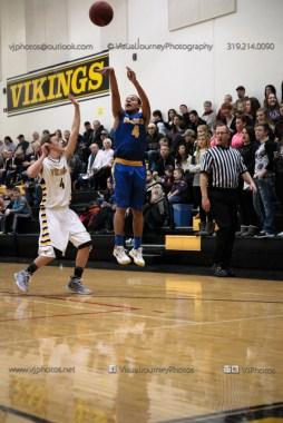 Varsity Basketball Vinton-Shellsburg vs Benton Community-9403