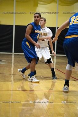 Varsity Basketball Vinton-Shellsburg vs Benton Community-9493