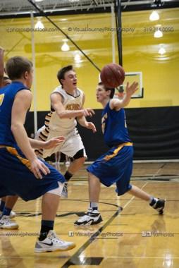 Varsity Basketball Vinton-Shellsburg vs Benton Community-9511