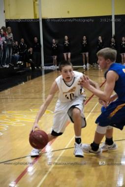 Varsity Basketball Vinton-Shellsburg vs Benton Community-9522